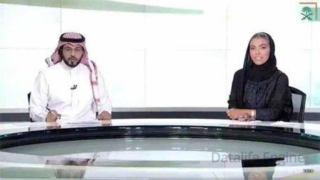 Сауд Арабиясында алғаш рет әйел адам жаңалықтар жүргізушісі болып тағайындалды